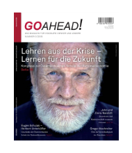 GO AHEAD! Summit 2009 magazine cover