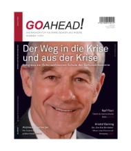 GO AHEAD! Summit 2010 magazine cover