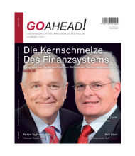 GO AHEAD! Summit 2011 magazine cover