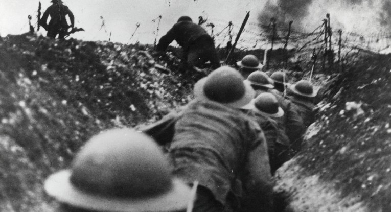 100 years after World War 1 - Can global commerce finally bring peace?